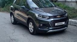 Chevrolet Tracker 2018 года за 7 955 555 тг. в Усть-Каменогорск – фото 4