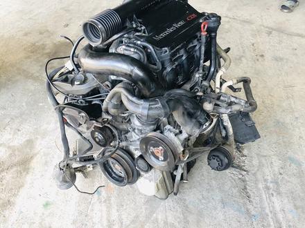 Контрактный двигатель Mercedes Vito M611 2.2CDi. Из Швейцарии! за 450 000 тг. в Нур-Султан (Астана)