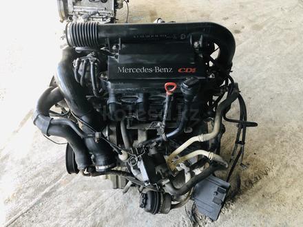 Контрактный двигатель Mercedes Vito M611 2.2CDi. Из Швейцарии! за 450 000 тг. в Нур-Султан (Астана) – фото 2