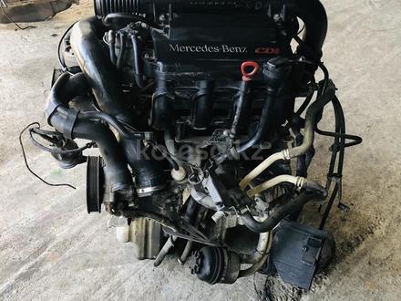 Контрактный двигатель Mercedes Vito M611 2.2CDi. Из Швейцарии! за 450 000 тг. в Нур-Султан (Астана) – фото 3