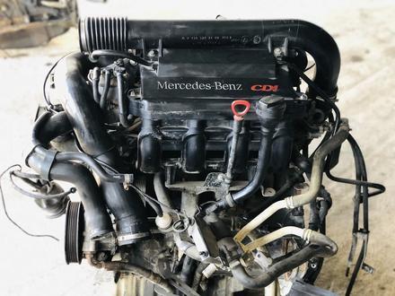 Контрактный двигатель Mercedes Vito M611 2.2CDi. Из Швейцарии! за 450 000 тг. в Нур-Султан (Астана) – фото 4