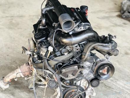 Контрактный двигатель Mercedes Vito M611 2.2CDi. Из Швейцарии! за 450 000 тг. в Нур-Султан (Астана) – фото 7