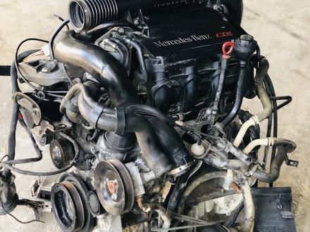 Контрактный двигатель Mercedes Vito M611 2.2CDi. Из Швейцарии! за 450 000 тг. в Нур-Султан (Астана) – фото 9