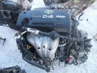 Контрактный двигатель Toyota Avensis 1az vvti d4, 2az за 150 000 тг. в Алматы