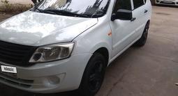 ВАЗ (Lada) Granta 2190 (седан) 2012 года за 1 300 000 тг. в Уральск – фото 2