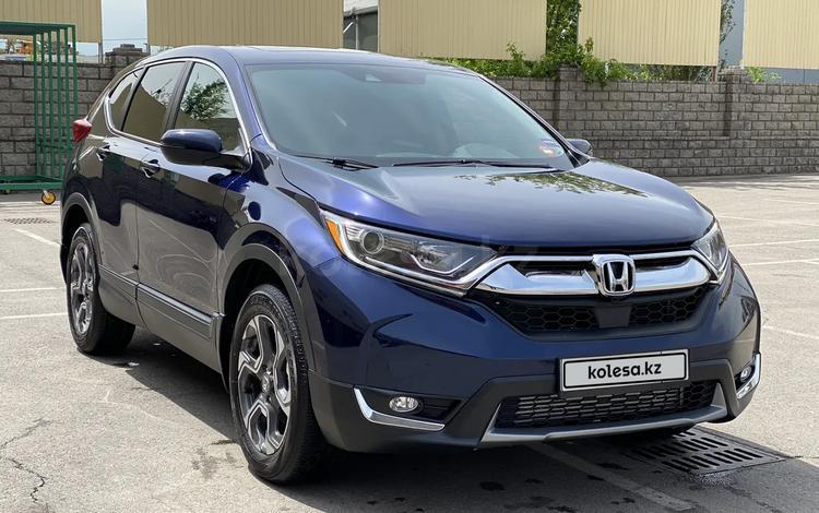 Honda CR-V 2018 года за 12 500 000 тг. в Алматы