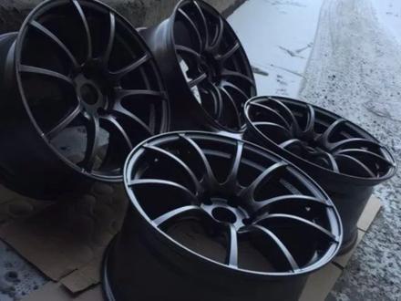 Порошковая покраска дисков в Алматы – фото 20