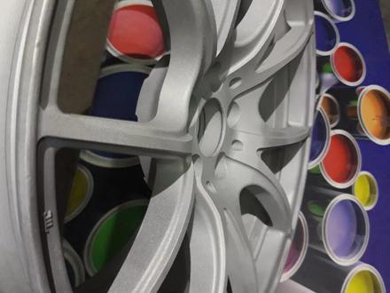 Порошковая покраска дисков в Алматы – фото 45