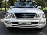 Lexus LX 470 2007 года за 9 000 000 тг. в Алматы – фото 2