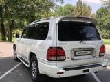 Lexus LX 470 2007 года за 9 000 000 тг. в Алматы – фото 4
