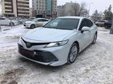 Toyota Camry 2019 года за 16 900 000 тг. в Нур-Султан (Астана) – фото 3