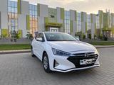 Hyundai Elantra 2019 года за 7 200 000 тг. в Актобе