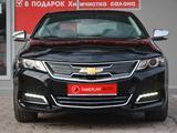 Chevrolet Impala 2018 года за 9 500 000 тг. в Шымкент – фото 2