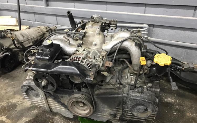 Двигатель субару subaru ej22 за 200 000 тг. в Алматы