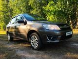 ВАЗ (Lada) 2190 (седан) 2014 года за 2 350 000 тг. в Петропавловск – фото 4