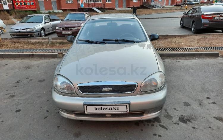 Chevrolet Lanos 2007 года за 650 000 тг. в Уральск