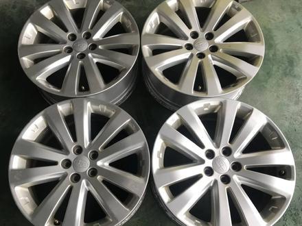 Toyota R 16 R 17 оригинальные диски. за 165 000 тг. в Алматы – фото 12