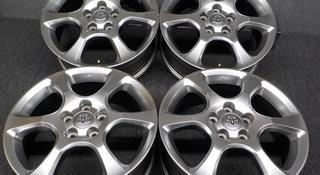 Toyota R 16 R 17 оригинальные диски. за 165 000 тг. в Алматы