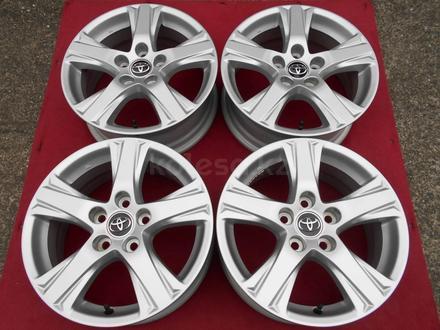 Toyota R 16 R 17 оригинальные диски. за 165 000 тг. в Алматы – фото 20
