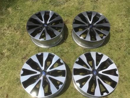 Toyota R 16 R 17 оригинальные диски. за 165 000 тг. в Алматы – фото 2
