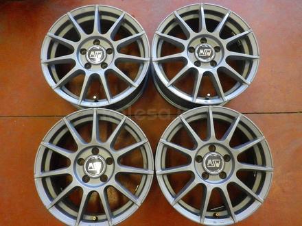 Toyota R 16 R 17 оригинальные диски. за 165 000 тг. в Алматы – фото 7