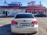 Chevrolet Cruze 2012 года за 4 200 000 тг. в Алматы – фото 4