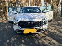 Hyundai Santa Fe 2021 года за 18 850 000 тг. в Алматы