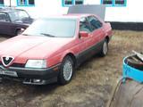 Alfa Romeo 164 1993 года за 800 000 тг. в Явленка – фото 4