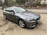 BMW 535 2014 года за 13 800 000 тг. в Алматы – фото 5