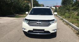 Toyota Highlander 2011 года за 13 000 000 тг. в Алматы – фото 2