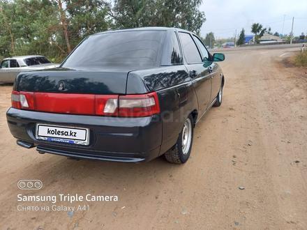 ВАЗ (Lada) 2110 (седан) 2007 года за 1 200 000 тг. в Павлодар – фото 2