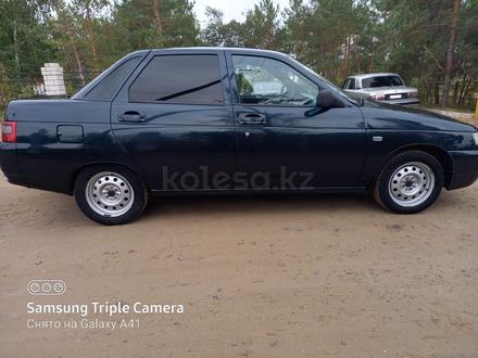 ВАЗ (Lada) 2110 (седан) 2007 года за 1 200 000 тг. в Павлодар – фото 4
