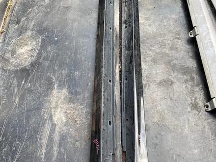 Накладки на пороги Субару Легаси BM за 18 000 тг. в Караганда