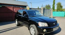 Toyota Highlander 2001 года за 5 800 000 тг. в Алматы – фото 4
