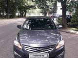 Hyundai Solaris 2015 года за 2 500 000 тг. в Алматы – фото 3