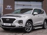 Hyundai Santa Fe 2020 года за 12 890 000 тг. в Павлодар – фото 2