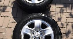 Диски R17, шипованные шины 225/65 за 75 000 тг. в Алматы