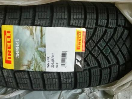 205/55 r16 Pirelli XL ICE ZERO Friction за 32 600 тг. в Алматы