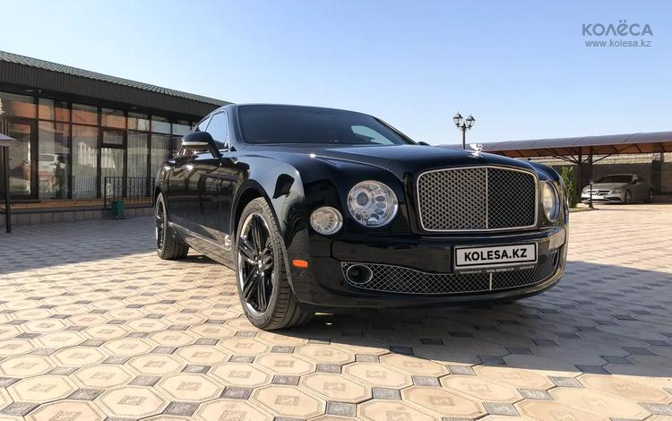 Bentley Mulsanne 2010 года за 35 000 000 тг. в Алматы