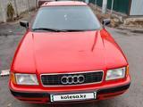 Audi 80 1991 года за 1 250 000 тг. в Алматы – фото 4