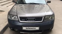 Audi A6 allroad 2001 года за 3 200 000 тг. в Алматы