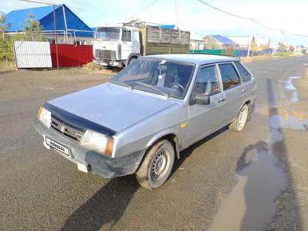 ВАЗ (Lada) 2109 (хэтчбек) 2005 года за 700 000 тг. в Уральск – фото 2