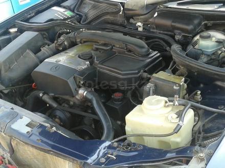 Mercedes-Benz E 230 1997 года за 2 450 000 тг. в Нур-Султан (Астана) – фото 8