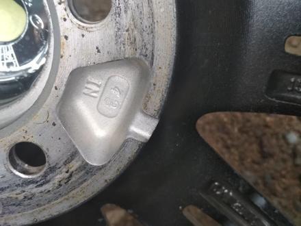 Диски 15 на Тойота Карина, Королла с зимней резиной 195/65/15 за 125 000 тг. в Алматы – фото 5