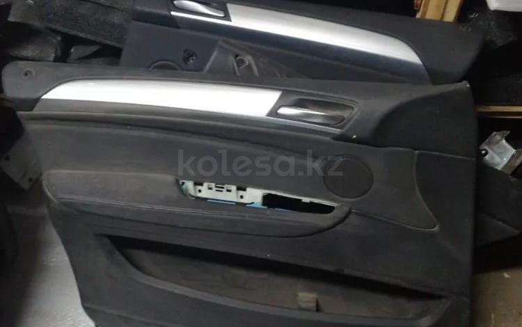 Обшивка водительской двери на BMW x6 е71 за 15 000 тг. в Алматы