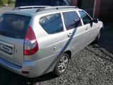 ВАЗ (Lada) Priora 2171 (универсал) 2013 года за 2 100 000 тг. в Костанай – фото 2