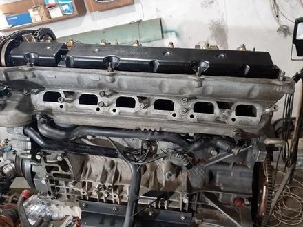 Двигатель м54 3л в хорошем состоянии + кольца в подарок за 230 000 тг. в Нур-Султан (Астана) – фото 3