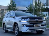 Toyota Land Cruiser 2016 года за 29 000 000 тг. в Нур-Султан (Астана) – фото 2