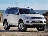 Mitsubishi Pajero Sport 2014 года за 11 800 000 тг. в Актау