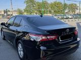 Toyota Camry 2018 года за 12 000 000 тг. в Шымкент – фото 5